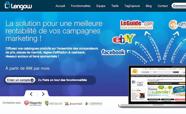 Photo de [FrenchWeb Tour Nantes] Lengow indexe chaque jour 170 millions de produits