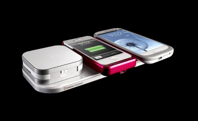 Photo de PowerMat fait l'acquisition de PowerKiss et sa technologie de recharge sans fil