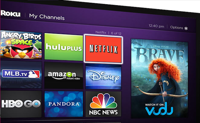 Photo de Streaming vidéo: Roku n°1 aux Etats-Unis, devant Chromecast et l'Apple TV