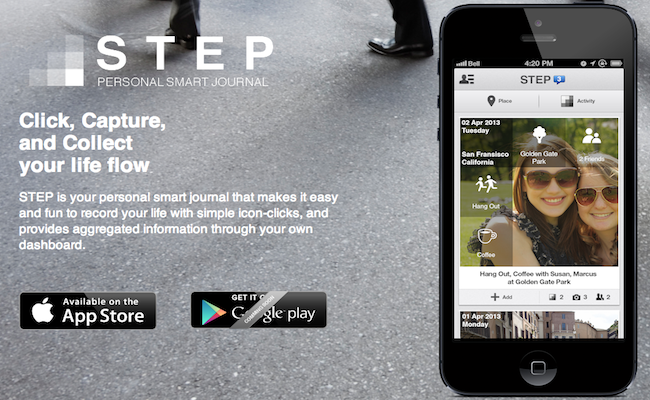 STEP Journal, le journal intime 2.0