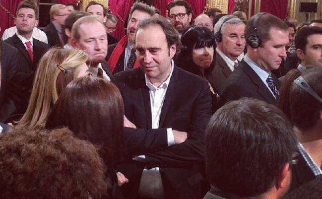 Photo de Xavier Niel : «La France fait des gaffes énormes»