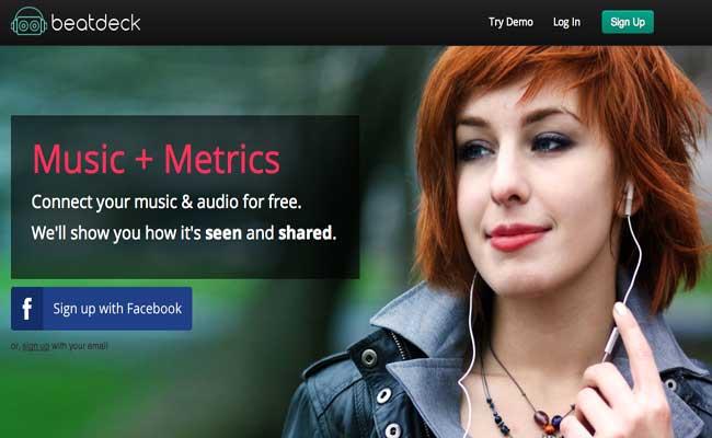 Photo de Digital Music: Beatdeck, Twitter Music, Daft Punk, SACEM, Mojo, et Gramophone…