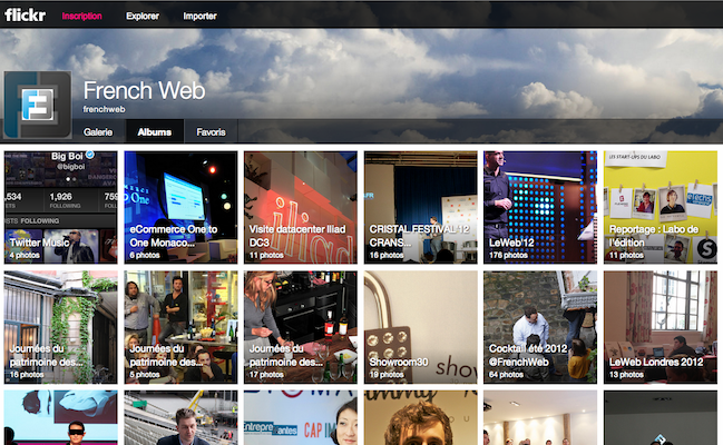 Photo de Flickr est mort, vive le nouveau Flickr!