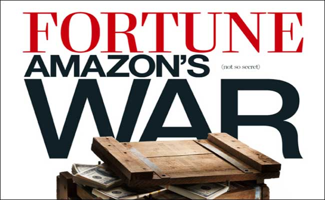 Photo de La guerre (pas si secrète) des taxes d'Amazon