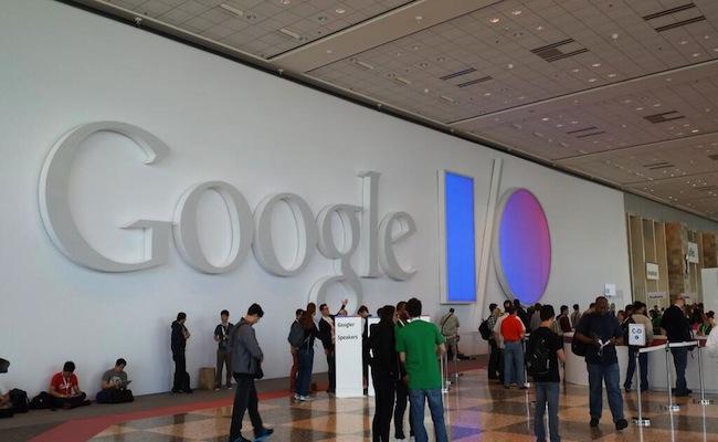 Photo de Google I/O: ce qui n'a pas été annoncé…