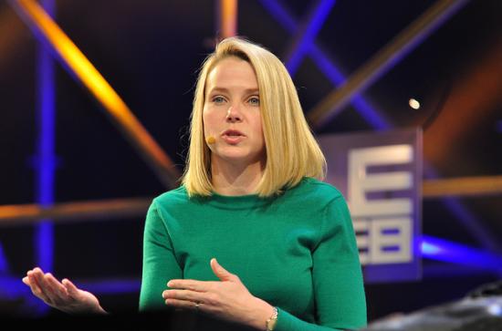 Photo de Yahoo! champion du rachat de startups en 2013 devant Google et Facebook