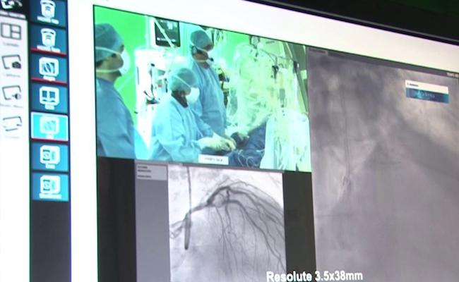 Photo de Une jeune pousse toulousaine séduit l'un des plus grands hôpitaux américains