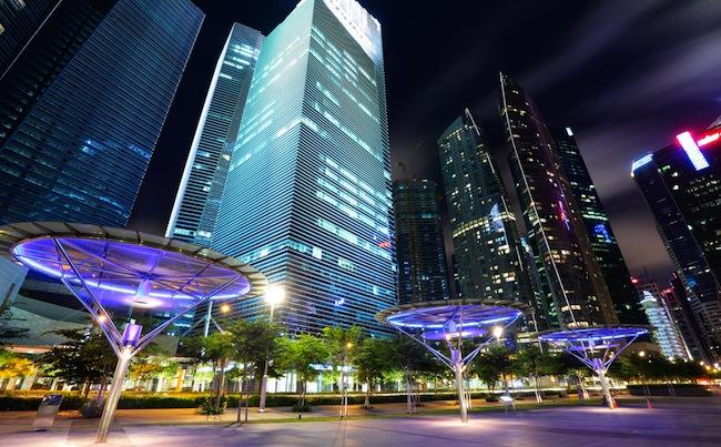 Photo de Zoom sur Singapour, la Silicon Valley de l'Asie du Sud-Est