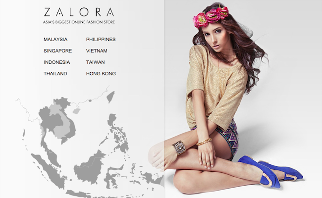Photo de Le site marchand Zalora lève 100 millions de dollars pour son développement en Asie du Sud-Est