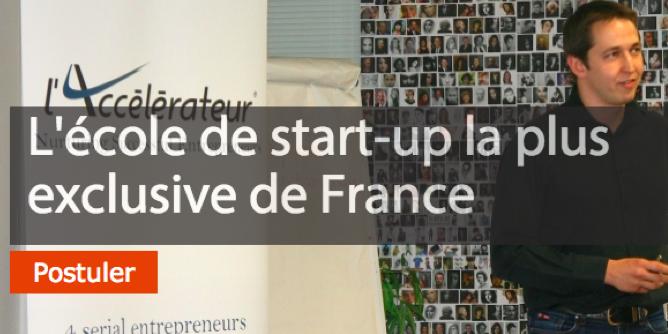 Photo de L'Accélérateur recrute sa prochaine promotion de startups