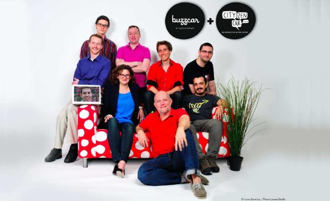 Photo de Buzzcar rachète CityZenCar pour s'imposer sur le marché grandissant de l'auto-partage