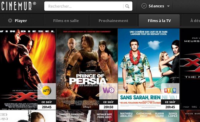 Photo de [Exclusif] La plateforme web et mobile Cinémur lève 2 millions d'euros. Le nouvel AlloCiné?