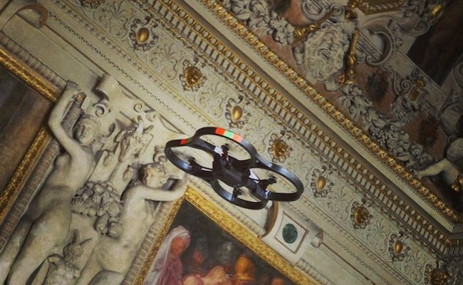 Photo de Un droniste : c'est 60 % drone, 30 % vidéo et 10 % de journalisme