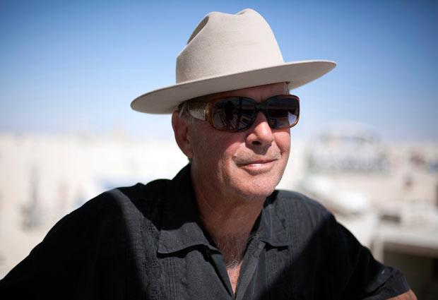 Photo de [Spécial LeWeb Londres] Rencontre avec Larry Harvey, du Festival Burning Man