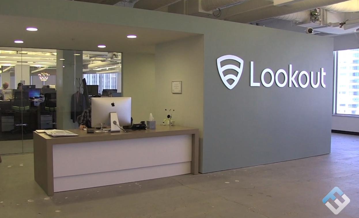 Photo de [San Francisco] Chez Lookout, on garantit la sécurité de vos smartphones