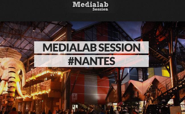 Photo de Medialab Session #4 du 14 au 16 Juin à Nantes