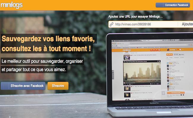 Photo de [Lancement] Le français Minilogs veut devenir un «web media player»