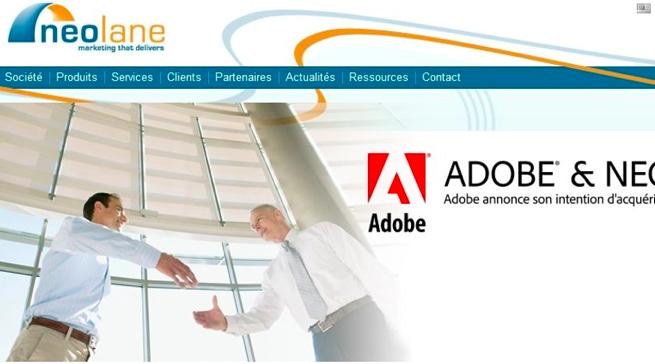 Photo de Entretien croisé avec Stéphane Dehoche et Brad Rencher sur le rachat de Neolane par Adobe