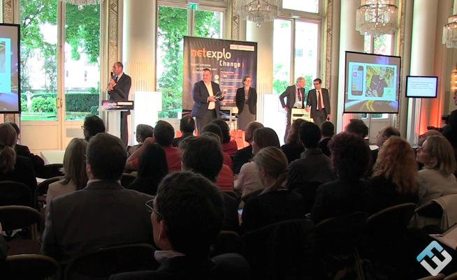 Photo de [Reportage] La conférence Netexplo Change récompense La Poste