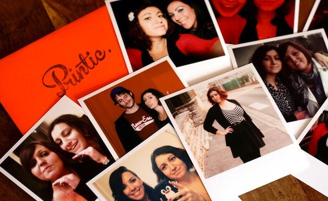 Photo de Printic réalise une première levée auprès de la famille Leclercq pour son service de tirage photo mobile