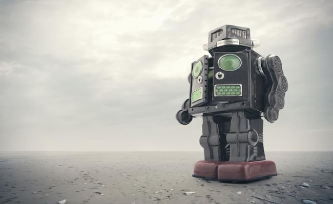 Photo de Un robot Google capable de refléter la personnalité de chacun