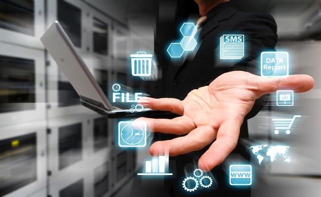Photo de [Tech] Les news à retenir: IBM, Salesforce et le cloud computing