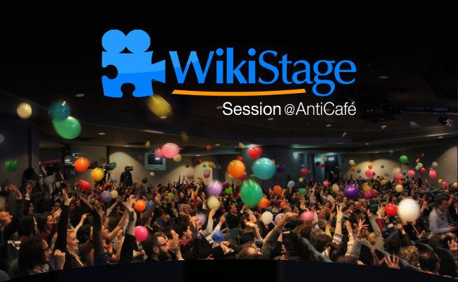 Photo de WikiSession AntiCafé, le jeudi 27 juin à Paris
