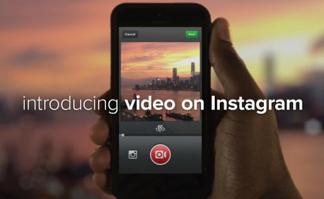 Instagram déploie un concurrent de Vine pour ses 130 millions d'utilisateurs