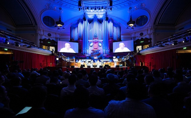 Photo de [LeWeb London] Conférence live et interviews