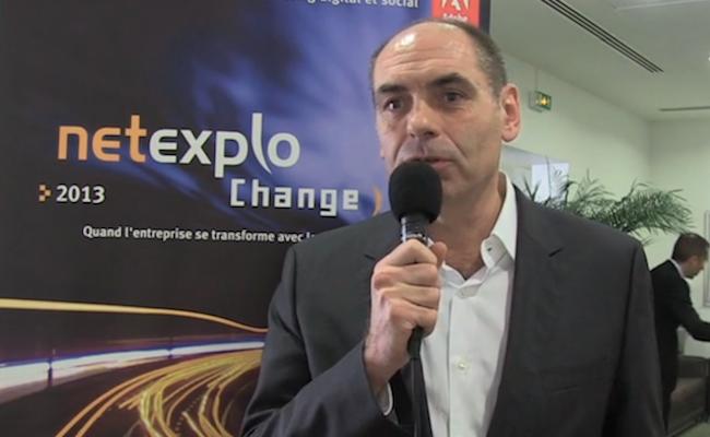 Photo de Prix Netexplo Change : «Seules 2% des entreprises ont un ADN digital»