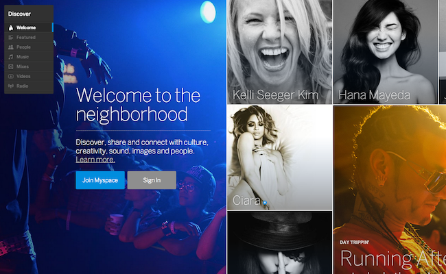 Photo de 3 nouvelles applications à découvrir: MySpace, Tranquilien et iEconomy