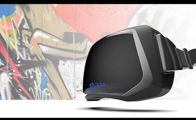 Photo de Oculus VR lève 12 millions d'euros pour son masque de «réalité virtuelle»