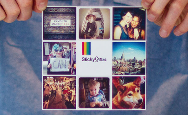 Photo de Photobox se renforce dans le social avec l'acquisition de StickyGram.com