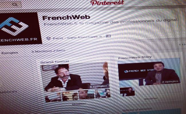 Photo de [Confidentiel] Pinterest s'apprête à lancer ses activités en France