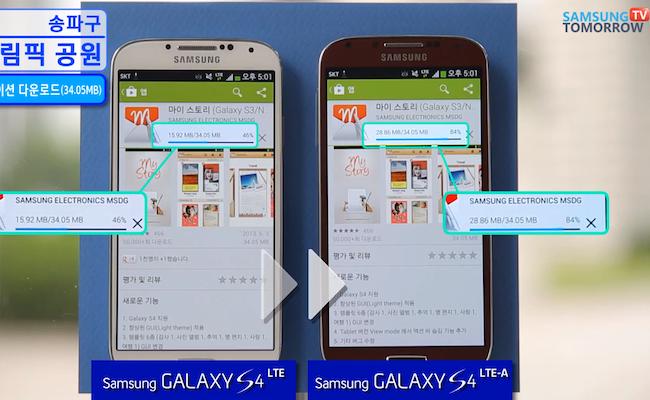 Photo de La Corée du Sud repousse les limites de la 4G