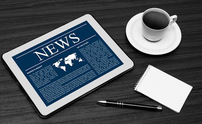 Photo de [Infographie] 30% des tablonautes consultent l'actualité plusieurs fois par jour sur leur device