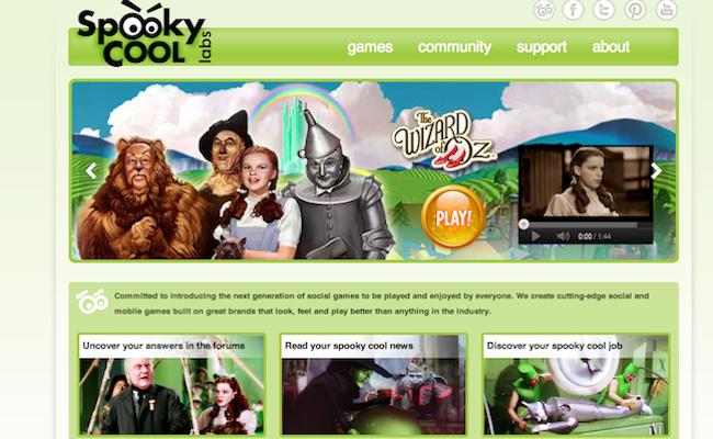Photo de Zynga met la main sur la start-up Spooky Cool Labs, spécialisée dans le social gaming