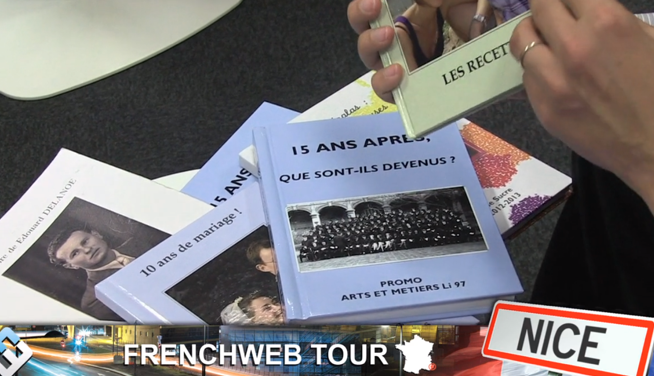 Photo de [FrenchWeb Tour Nice] Storyginal réinvente le livre collaboratif
