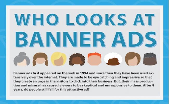 Photo de Bannières publicitaires: les plus de 55 ans sont les plus gros «cliqueurs»
