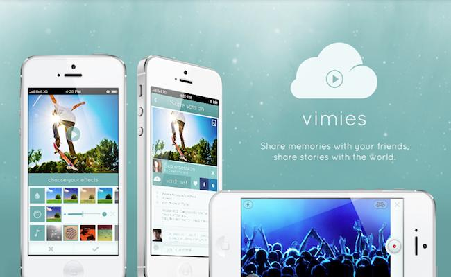 Photo de 3 nouvelles applications à découvrir: Vimies, Peoplbrain et Mini Mobile Story