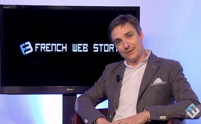 Photo de [FrenchWeb Story] Hervé Brunet (Sticky Ads TV) se souvient…