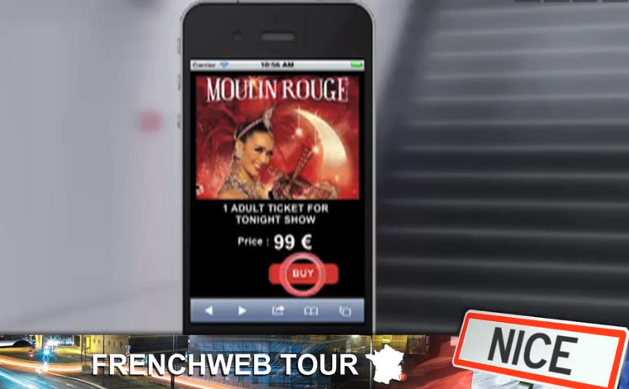 Photo de [FrenchWeb Tour Nice] Hexapay veut équiper un tiers des salles de cinéma en France en paiement mobile