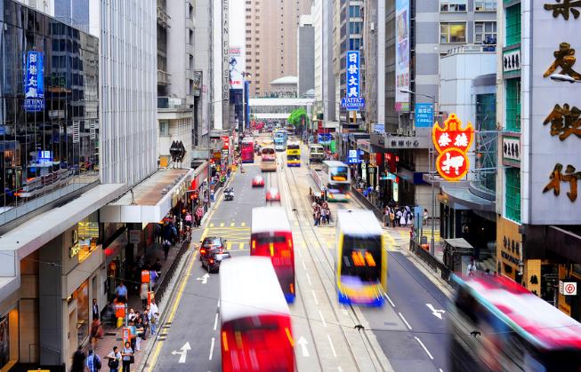 Photo de La chronique de Hong Kong #4, avec Cédric Delzenne