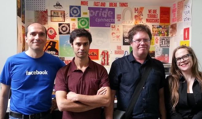 Photo de Facebook rachète la start-up londonienne Monoidics