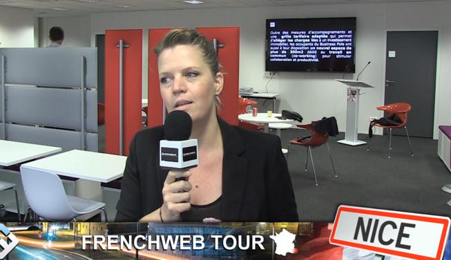 Photo de [FrenchWeb Tour Nice] Sophie Gironi (Bleekin): «L'écosystème des startups n'est pas mis à contribution ici»