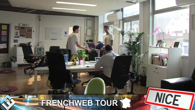 Photo de [FrenchWeb Tour Nice] Les Satellites, seul espace de co-working à Nice