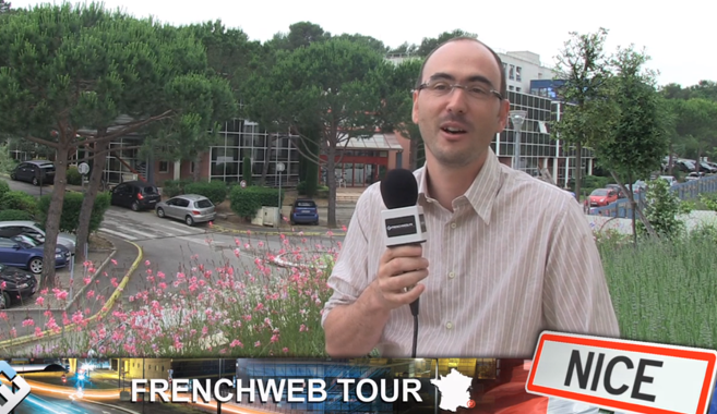 Photo de [FrenchWeb Tour Nice] E-learning sur mobile: zoom sur Teach on Mars