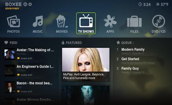 Photo de Samsung s'offre la start-up Boxee pour concurrencer Apple et Google sur la smart TV