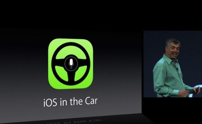 Photo de «iOS in the car», le futur de la voiture dévoilé