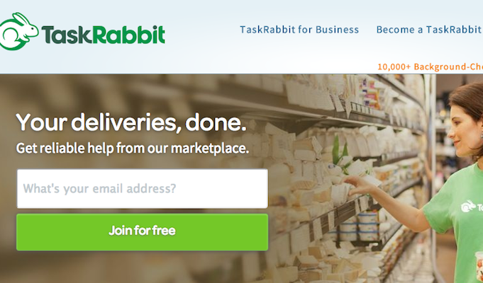 Photo de TaskRabbit confirme un plan de licenciements